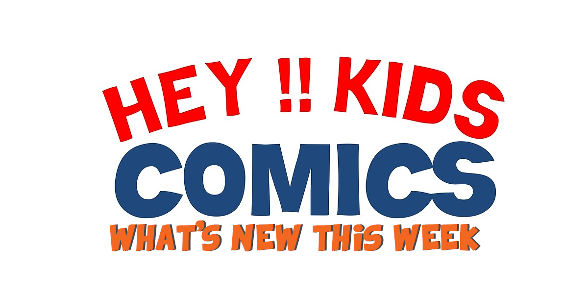 New Comics week of Aug 12