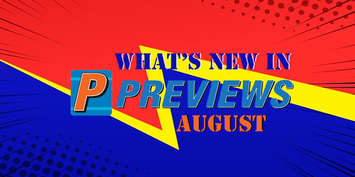 August Previews 2020