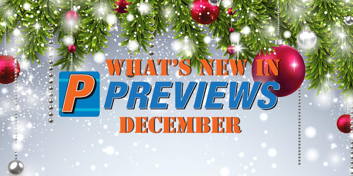 December Previews 2020