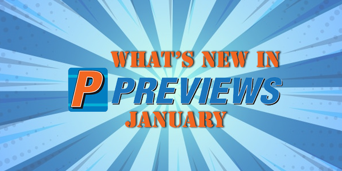 January 2021 Previews