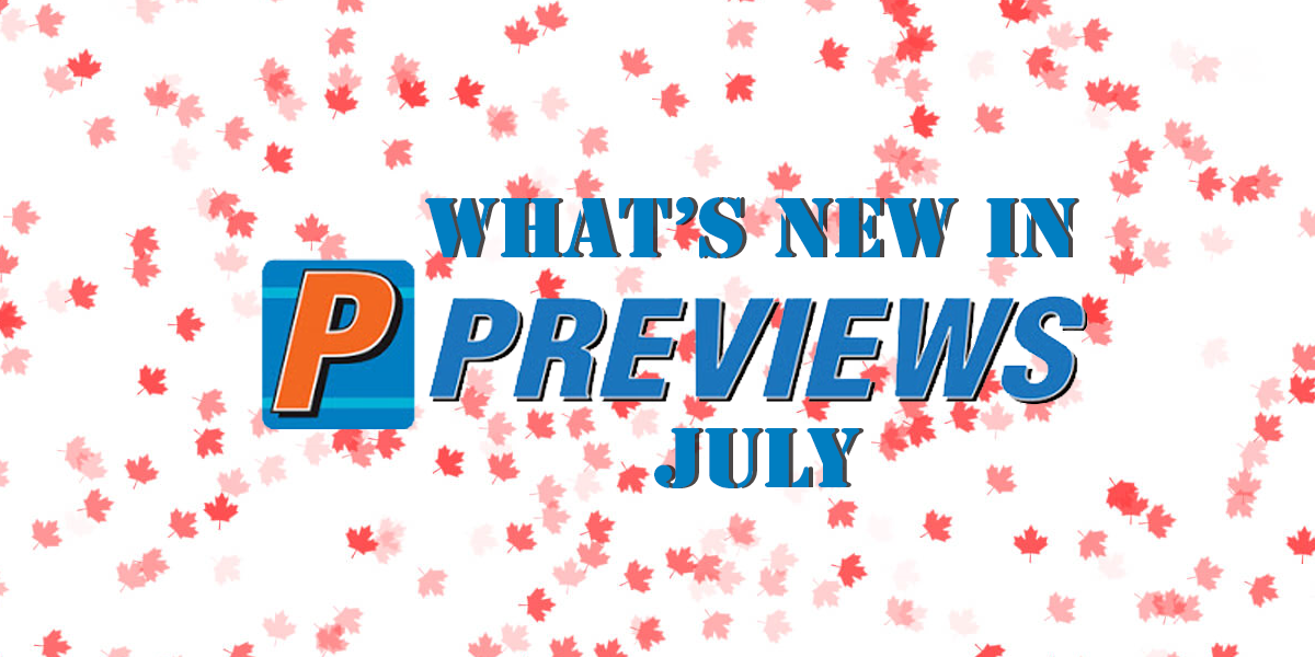 July Previews 2020