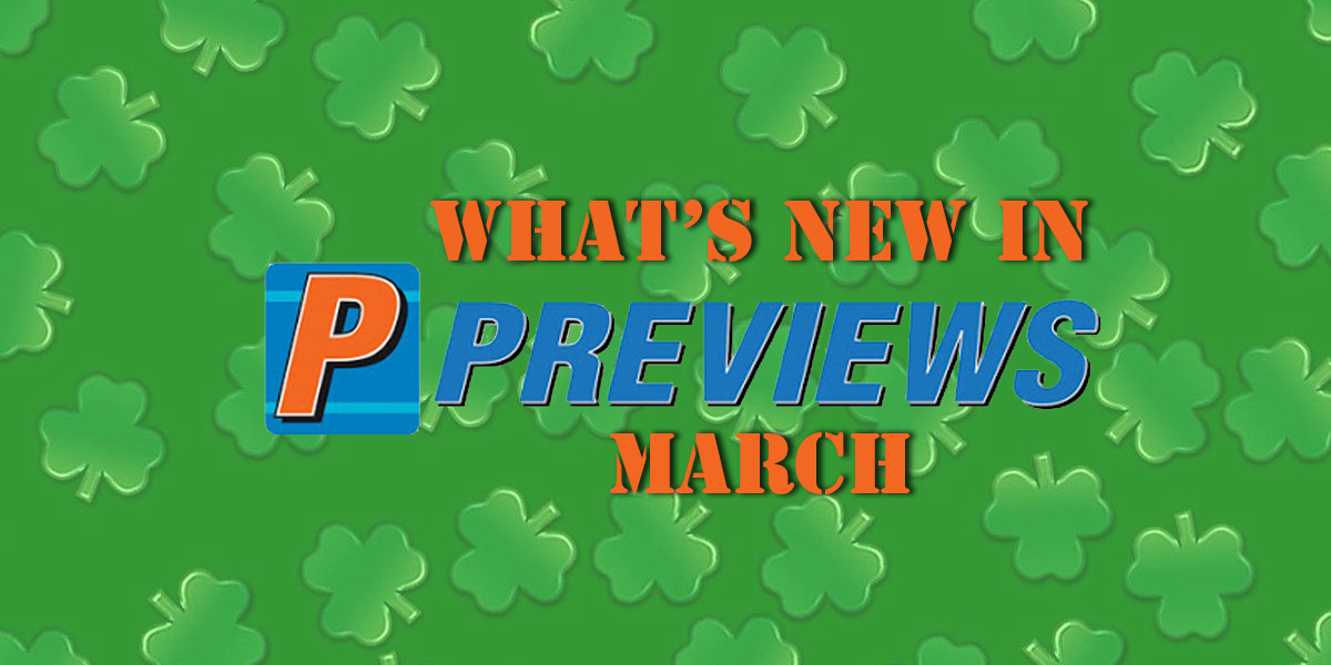 March 2020 Previews