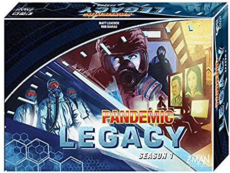 Legacy Games