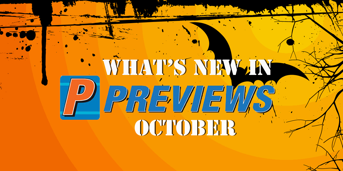 October 2020 Previews