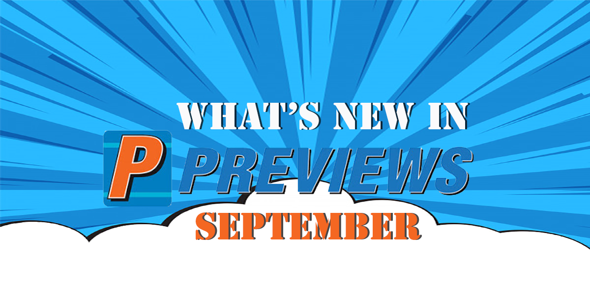 Previews September 2020